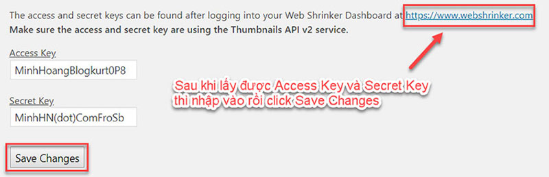 Web Shrinker – Website Link Preview Thumbnails