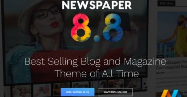 Themeforest Newspaper v8.8.1 – The best news magazine WordPress theme
