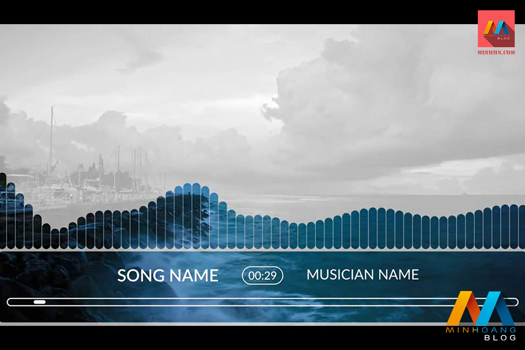 VideoHive 14 Music Visualizers After Effects Template