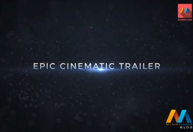 Epic Cinematic Trailer After Effects Template