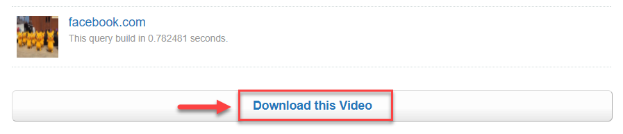 Click Download this Video
