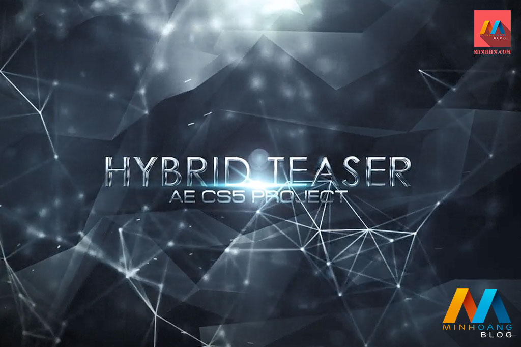 VideoHive Hybrid Teaser After Effects Template