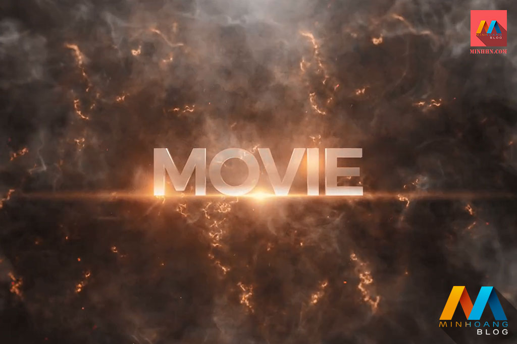 Powerful Movie Trailer After Effects Template
