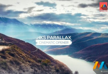 Videohive Parallax Opener After Effects Template