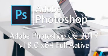 Adobe Photoshop CC 2017 v18.0 x64 Full Active