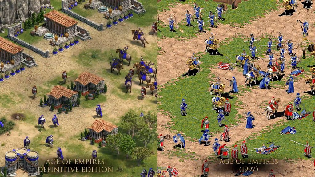 Game Age of Empires 4K
