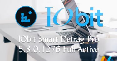 IObit Smart Defrag Pro 5.8.0.1276 Full Active