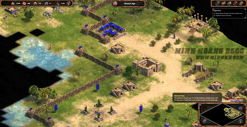 Play game Age of Empires: Definitive Edition – Đế chế 4K