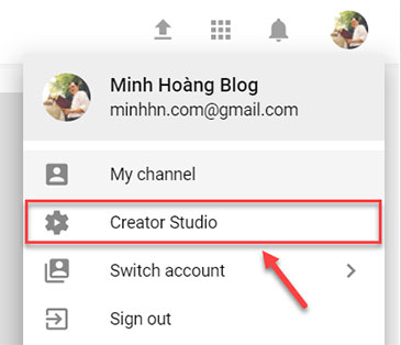 Kiểm tra Channel ID, User ID Youtube