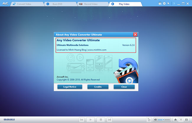 Download Any video Converter Ultimate - Hình 3