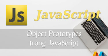 Object Prototypes trong JavaScript
