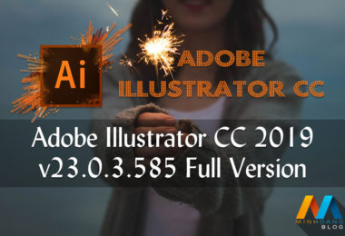 Adobe Illustrator CC 2019 v23.0.3.585 Full Version