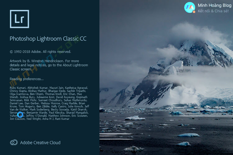 Adobe Photoshop Lightroom Classic CC 2019 v8 Full Version (DEVELOP MODE WORKING) - Hình 1