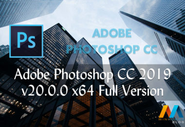 Download Adobe Photoshop CC 2019 v20.0.0 x64 Full Version