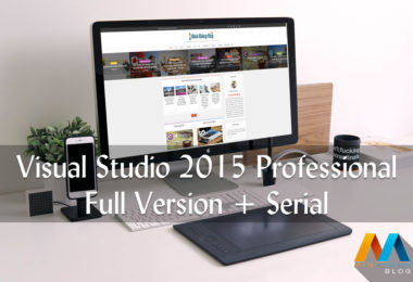 Visual Studio 2015 Professional Full Version + Serial