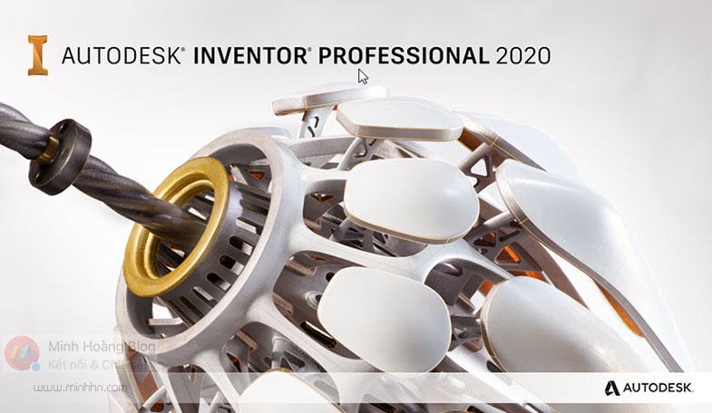 Autodesk Inventor Professional 2020 Full Version - Hình 1