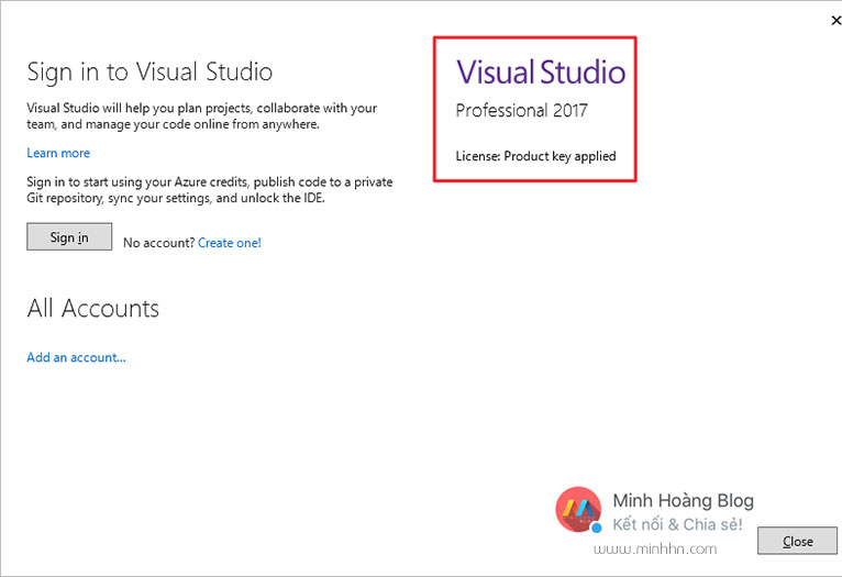 Visual Studio 2017 Professional Full Version - Hình 4